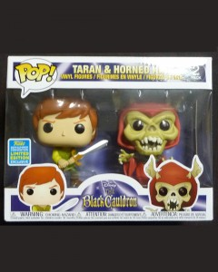 Disney - Pop! - Taram & Horned King SDCC 2019