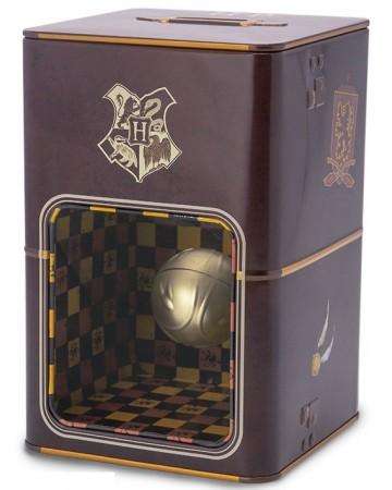 Harry Potter - Tirelire Quidditch Golden Snitch