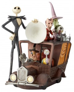 "Disney - Traditions - Nightmare Before Christmas - Mayor Car ""Triumphant Terror"""