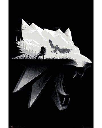 The Witch - grand poster Open World (61 x 91,5 cm)