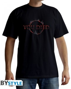 Dark Souls - T-Shirt You Died