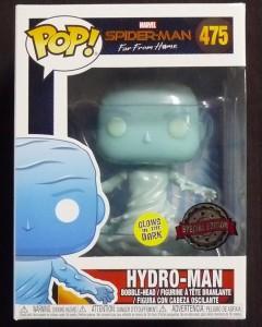 Spider-Man: Far From Home - Pop! - Hydro-Man Glow in the Dark n°475