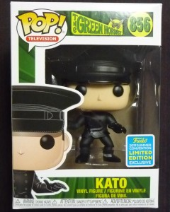Green Hornet - Pop! Television - Kato n°856 SDCC 2019