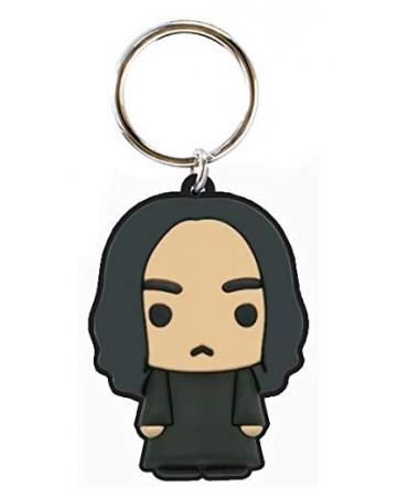 Harry Potter - porte-clé en PVC Chibi Professor Severus Snape