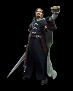 Lord of the Rings - Figurine mini Epics 12 cm - Boromir