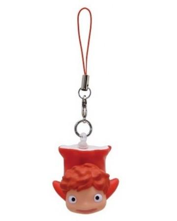 Ponyo sur la Falaise - strap Ponyo headstand