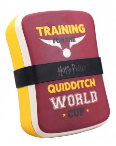 Harry Potter - Boîte lunch bambou Quidditch