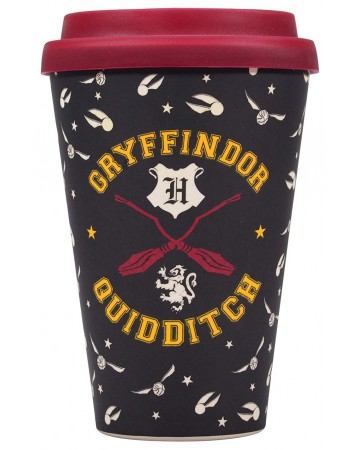 Mug Quidditch Harry Potter Travel Bambou Imagin'ères nwOPkX08