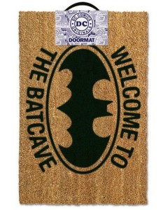 DC Comics - Paillasson Welcome To The Batcave