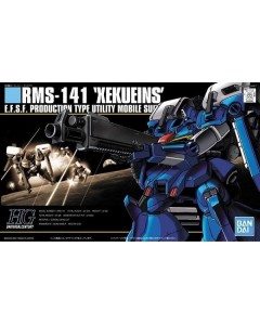 Gundam - HGUC 1/144 RMS-141 Xekueins