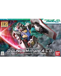 Gundam - HG 00 1/144 GN-000 O Gundam (Type A.C.D.)