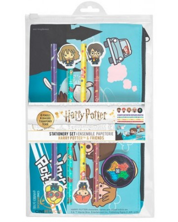 Harry Potter - Set de papeterie Kawaii