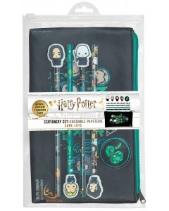 Harry Potter - Set de papeterie Kawaii Dark Arts