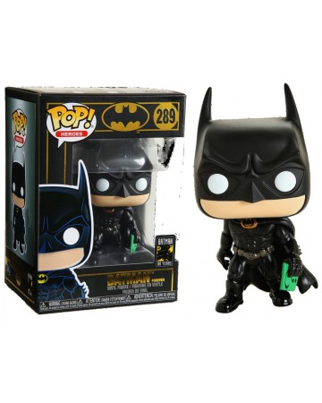 DC Comics - Pop! - Batman 80th anniversary : 1995 Forever n°289