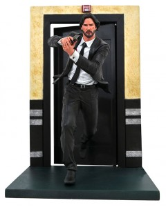 John Wick - Statue PVC Gallery - John Wick (running) 23 cm