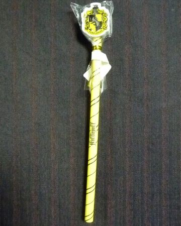 Harry Potter - Crayon papier + gomme Hufflepuff