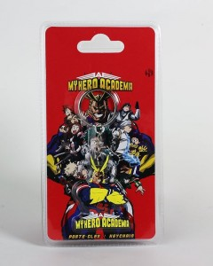 My Hero Academia - Porte-clé PVC All Might