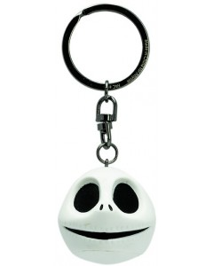 Nightmare Before Christmas - Porte-clé 3D Jack Skellington