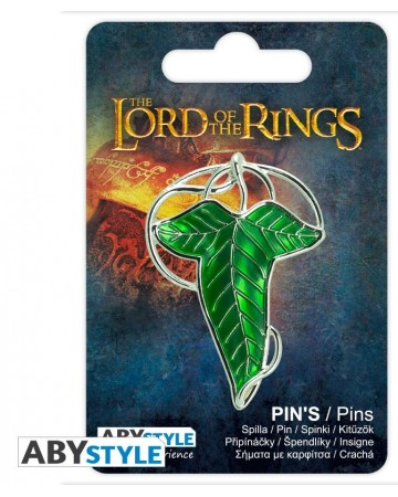 Lord of the Rings - Pins Feuille de la Lorien