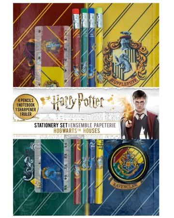 Harry Potter - Set de papeterie Houses
