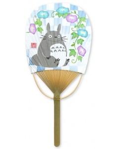 Mon Voisin Totoro - éventail en bambou