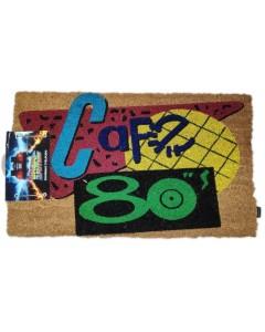 Retour vers le Futur - Paillasson Cafe 80's