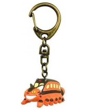 Mon Voisin Totoro - Porte-clé PVC Chatbus