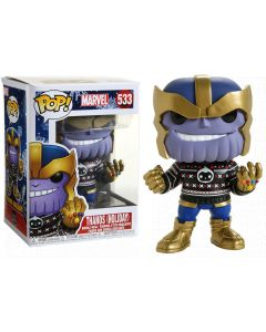Marvel - Pop! - Holiday Thanos n°