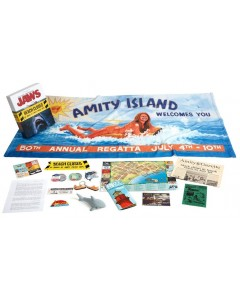Jaws - Kit collector Amity Island Summer of 75