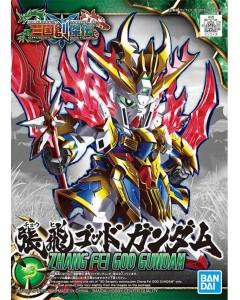 Gundam - SD Sangoku Soketsuden Zhang Fei God Gundam