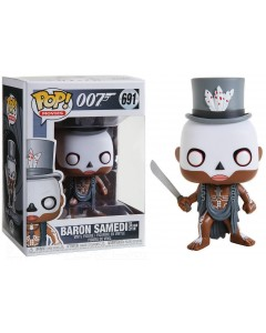 James Bond - Pop! - Baron Samedi (Live And Let Die) n°691