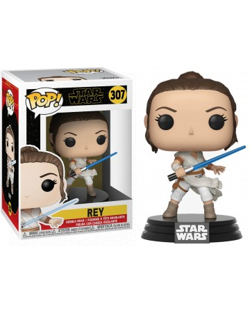 Star Wars Ix Pop Rey N307 Imaginères