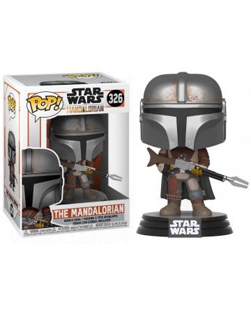 Star Wars : The Mandalorian - Pop! - The Mandalorian n°326