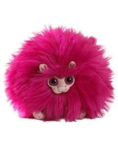 Harry Potter - Peluche Pygmy Puff (Boursoufflet) rose 15 cm