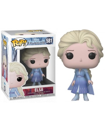 Disney Pop! - Frozen 2 - Elsa n°581