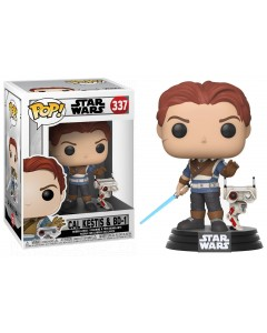Star Wars : Jedi Fallen Order - Pop! - Second Sister Inquisitor n°338