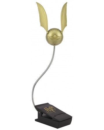 Harry Potter - Lampe clip Golden Snitch