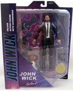 John Wick - Figurine Select - John Wick 1