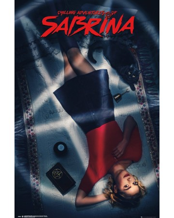 Sabrina - grand poster Key Art (61 x 91,5 cm)
