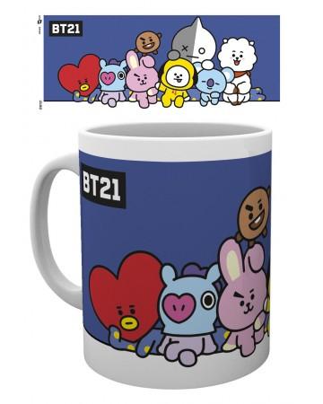 BT21 - Mug Groupe