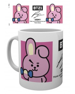 BT21 - mug Cooky
