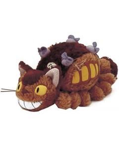 Mon voisin Totoro - peluche Fluffy Chatbus (15 cm de long)