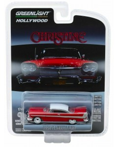 Christine - 1/64 1958 Plymouth Fury