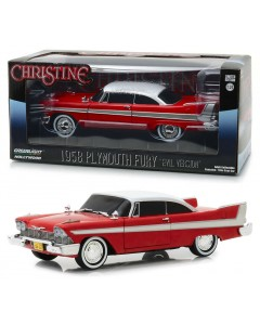 Christine - 1/24 1958 Plymouth Fury Evil Version