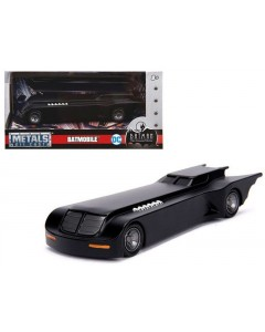 DC Comics - Metals Die Cast - 1/32 Batmobile (Batman The Animated Series)