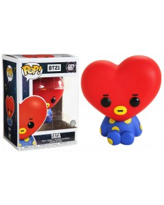 BT21 Line Friends - Pop! - Tata n°687