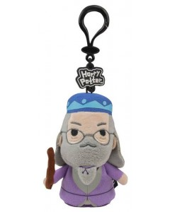 Harry Potter - Bag clip porte-clé peluche Dumbledore