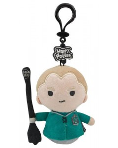 Harry Potter - Bag clip porte-clé peluche Draco Malfoy Quidditch