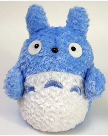 Mon voisin Totoro - peluche Totoro bleu marionnette