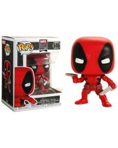 Marvel - Pop! - 80th : 1st Appearance Deadpool n°546